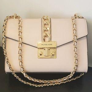 Michael Kors Shoulder Handbag Pink